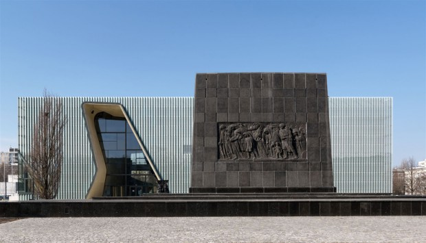 The Museum of History of Polish Jews, Warsaw