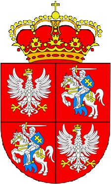 Coat of Arms of the Polish-Lithuanian Commonwealth