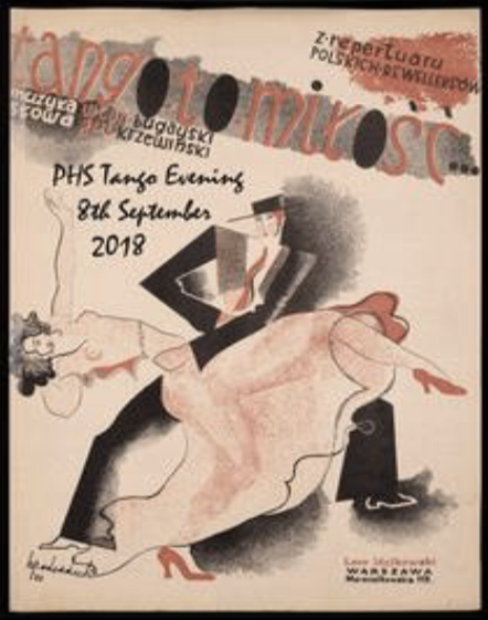 PHS UK Polish Tango Evening