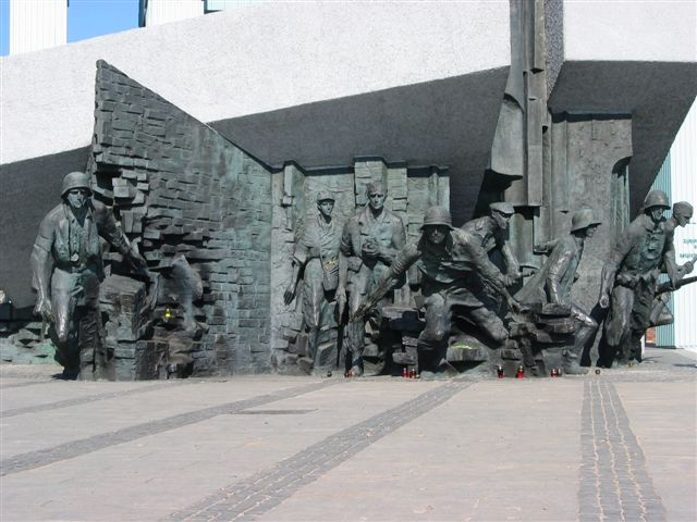 Warsaw Rising Monument